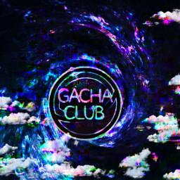 gachaclub gachahalloween glitch clouds art gachatuber freetoedit ecgachaclubhalloweenparty gachaclubhalloweenparty