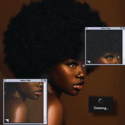 blackwomanmagic blackwoman blackmodel blm woman female picsartedit picsart womanpower girlspower blackisbeautiful freetoedit