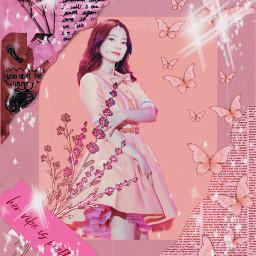 dayhun dayhunedit dayhuntwice kpop pink girls kpopedit editkpop freetoedit