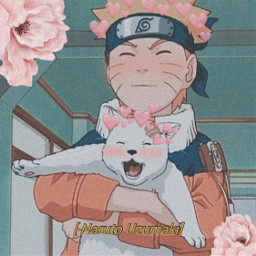 naruto dattebayo cat aesthetic freetoedit