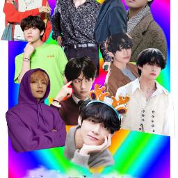 taehyungbts kidcoreaesthetic wallpaperkpop kimtaehyung btswallpaper btsv btstaehyung🐯 freetoedit btstaehyung
