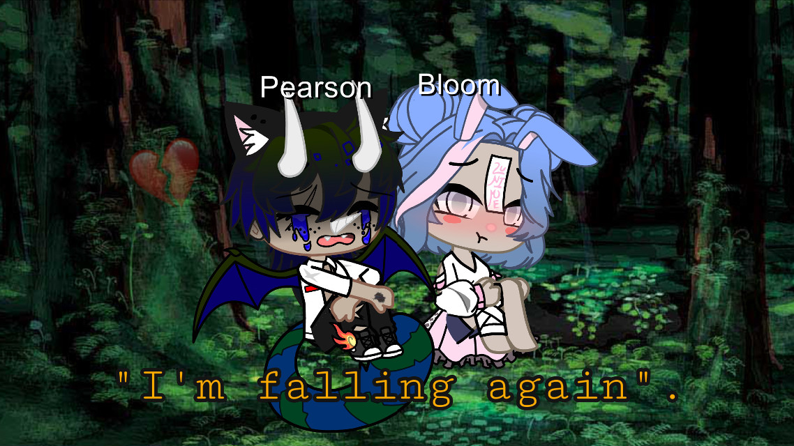 A small sad edit of my #animtronics 🥺 Will be making a GLMM of them Bloom secretly liked him but hes still stuck on one mistake. Song: Falling (Harry Styles)