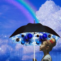 freetoedit galaxy picsart ircundertheumbrella undertheumbrella