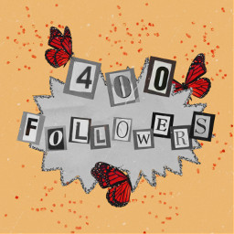 freetoedit collage collageaesthetic aestheticcollage yellowbackground butterflies redbutterflies redbutterfly confetti 400 400followers thankyousomuch