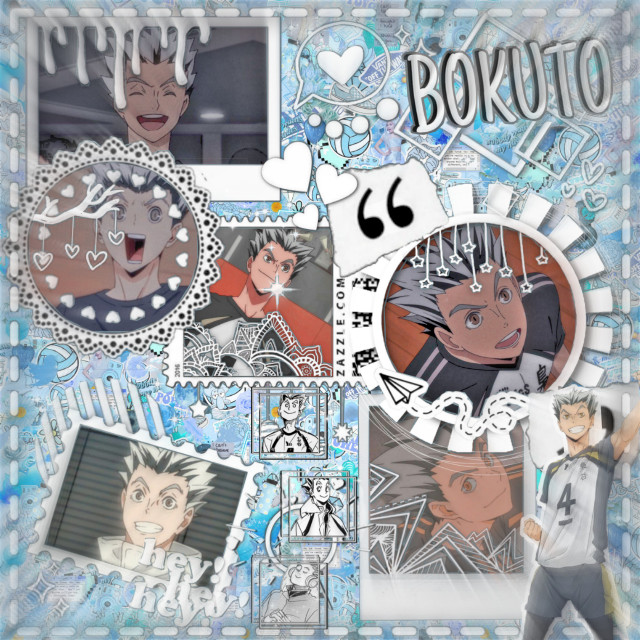 ~~~~~~~~~~~~~~~~~~  Anime:  Haikyuu Character: Kotaro Bokuto   ~~~~~~~~~~~~~~~~~~~    #freetoedit #bokuto #bokutohaikyuu  #haikyuu #haikyu #anime #animeedit #aesthetic #background #collage #animecollage #mangacollage #blue
