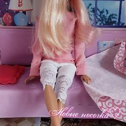 барби барбикукла барбиinstagram барбифотосессия барбистайл beautiful barbiephotography одеждадлякукол носки куклы freetoedit