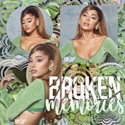 arianagrande agb positions streampositions green shape edit overlay freetoedit