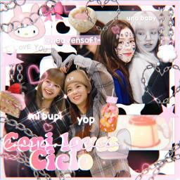 kimjisoo lisamanoban blackpink jisoo lisa post edit jisoobp lisabp lisoo softy hellokitty kpop idol cute kitty milk . . . 𝚃𝚑𝚒𝚜 milk