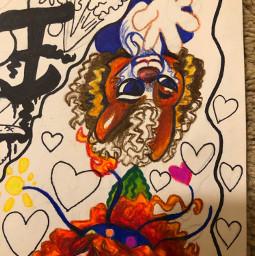 furry anthro furryoc mutant hollipolliyozza hollipolliyozzaart sketch workinprogress curlyhair