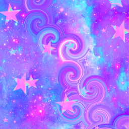 freetoedit glitter sparkle galaxy sky stars clouds swirl pastel cute pattern art purple aesthetic shimmer overlay background wallpaper