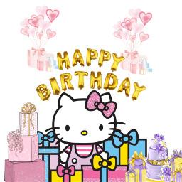 hellokitty birthday happybirthday happybday happybirrhdayhellokitty presents colorful fyp challenge freetoedit echappybirthdayhellokitty happybirthdayhellokitty hbdhellokitty