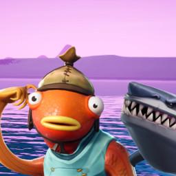 bobleponge fortnite fishy sharks freetoedit