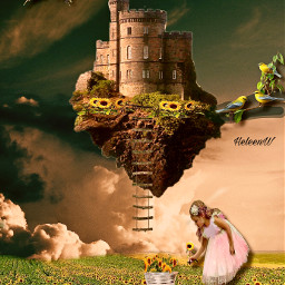 mastershoutout spreadlove scenery fantasy imagination freetoedit