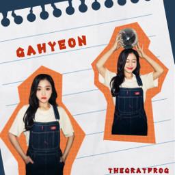 renscontestround1 kpopedit gahyeon dreamcatcher gahyeondreamcatcher kpopdreamcatcher art kpopgahyeon gahyeonboca kpop