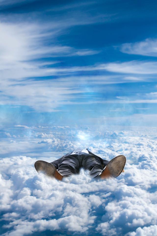 #heypicsart #keepitsimple #surreal #fantasy #clouds #dream #quickedit #myedit #madewithpicsart