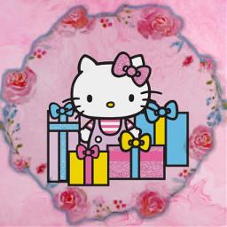 hellokitty birthday gift challenge freetoedit echappybirthdayhellokitty happybirthdayhellokitty hbdhellokitty