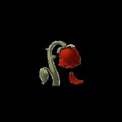 emoji sticker rose dead freetoedit