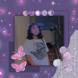 purplesparkles purpleaesthetic freetoedit