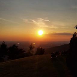 freetoedit sunset sundown blackforest photography landscape