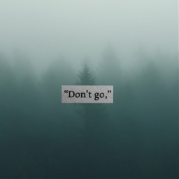 dontgo bye tree green fog hi followme fyp grey happy halloween freetoedit