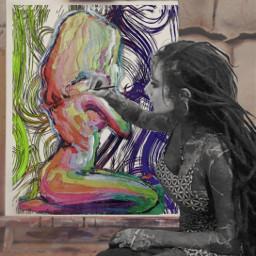 painter freetoedit unsplash ircinnerartist innerartist