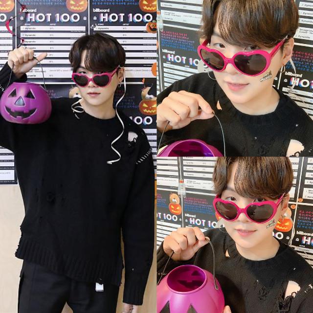 #minyoongi #bts #halloween