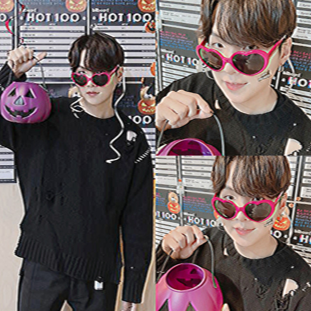 ♡ ao lado -> #minyoongi #bts #halloween