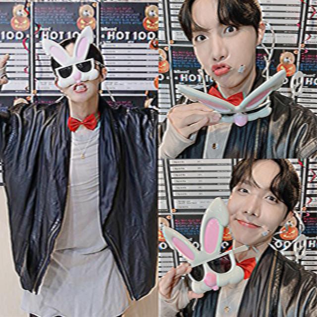 ♡ ao lado -> #junghoseok #bts #halloween
