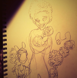 oldphoto sketch draw