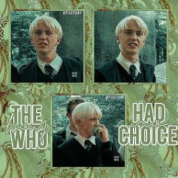 harrypotter harry ron ronweasley hermionegranger dracomalfoy lunalovegood freetoedit