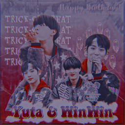 nct nctu nct127 wayv nctwinwin wayvwinwin nct127yuta nctyuta happyyutaday happywinwinday happybirthday happybirthdaywinwin happybirthdayyuta purple red kpopedit edit just edit
