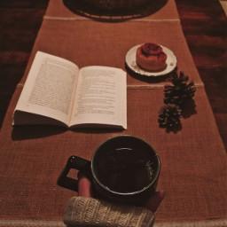 photooftheday photography photo picoftheday book autumn home tea aestheticedit aesthetic relaxing freetoedit