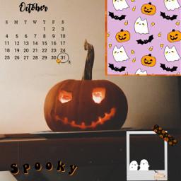 halloween jackskelton spooky aesthetic freetoedit