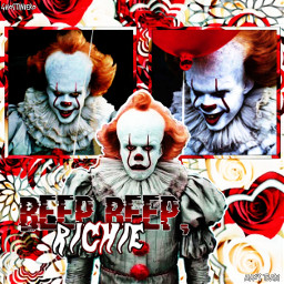 1 pennywise pennywisethedancingclown pennywisetheclown pennywise2017