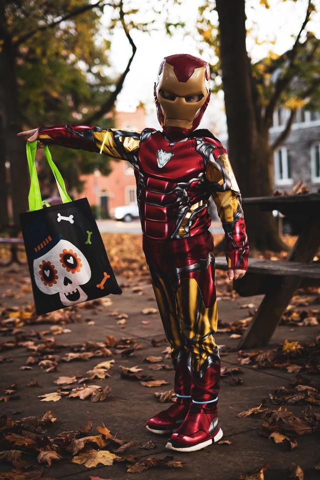 #ironman #son #photography y #portrait #saturday  #halloween #fun