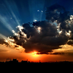 freetoedit sunsetphotography photography pcwhatmakesmehappy whatmakesmehappy aditings spreadlove