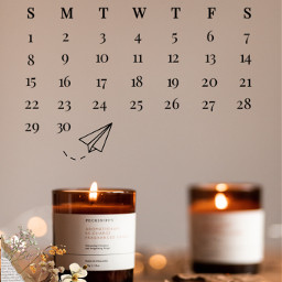 novembercalendar november 2020 candle almostchristmas newspaper aesthetic fall autumn autumncolors freetoedit srcnovembercalendar