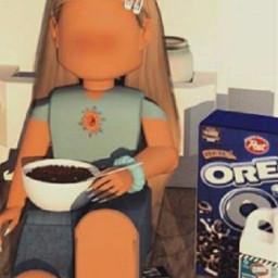 oreo cereal yum roblox game follow adoptme bloxberg lol