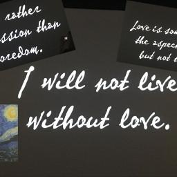 vangogh art quotes