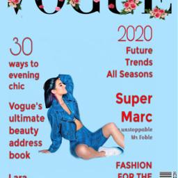 vougemagazine limitededition charlidamelio charlivouge 2020vogue freetoedit