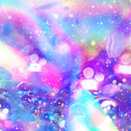 freetoedit glitter sparkle galaxy holographic rainbow prism lights glass colorful art cute neon texture overlay background wallpaper