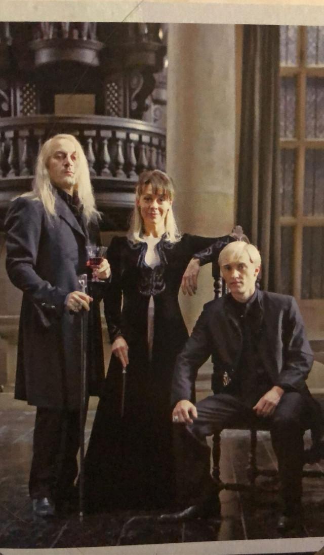 #harrypotter #slytherin #malfoy #malfoys #narcissamalfoy #luciusmalfoy #dracomalfoy #deatheaters #deatheater #voldemort #bellatrixlestrange #hogwarts