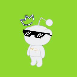 reddit redditavatar avatar avatars memes dankmemes memesdaily memesfordays memesforlife redditmemes redditmoment mlg mlgglasses crown crowns king queen kings queens freetoedit