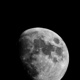 myphotography nature moon moonlight blackandwhite night sky background freetoedit