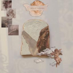 aesthetic angel angelaesthetic soft angelcore freetoedit ircmyfavoritetoast myfavoritetoast