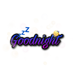 goodnight freetoedit