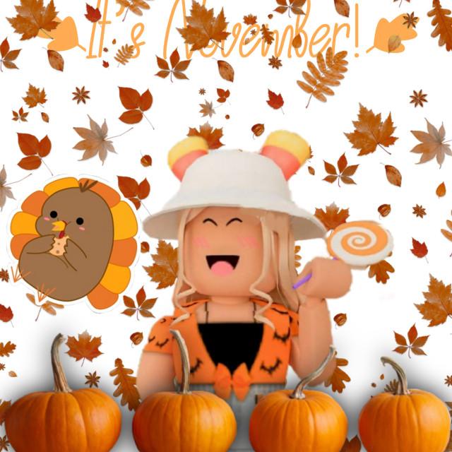 #thanksgiving #november  #november2020 #roblox #freetoedit #remixit