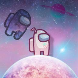 space pixart galaxy arttt backroundedit freetoedit