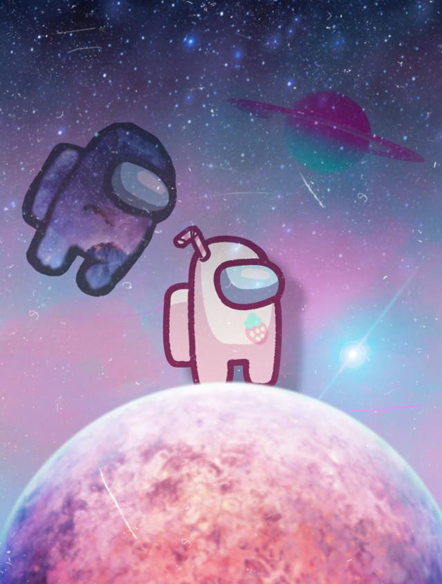 #space #pixart #galaxy #arttt #backroundedit