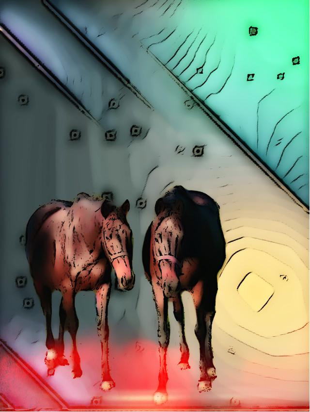 #picesart #horses #saturday #2020